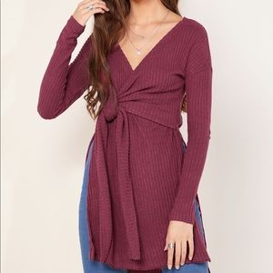 Free People Fall For You Tunic Top